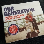 Our Generation モッズ・コンピレーション CD