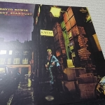 David Bowie Ziggy Stardust LP
