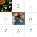 The Beatles Rubber Soul CD