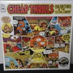 BIG BROTHER AND THE HOLDING COMPANY Cheap Thrills LP