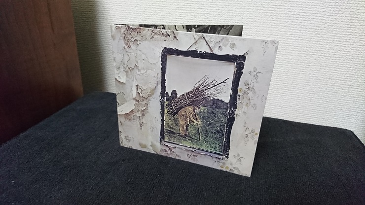 LED ZEPPELIN Led Zeppelin IV CD