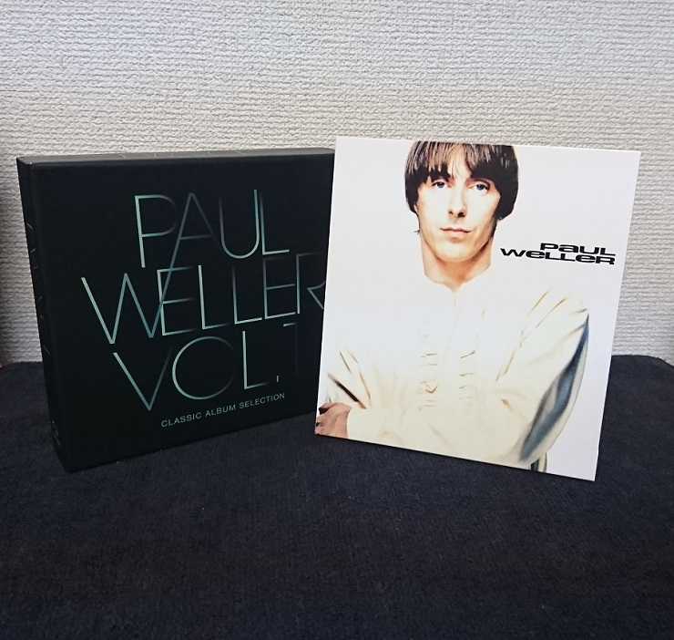 Paul Weller Solo 1st