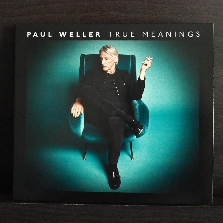 PAUL WELLER True Meanings CD