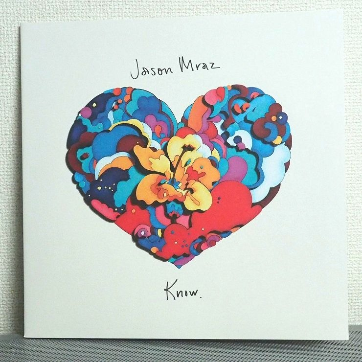 JASON MRAZ Know. LP