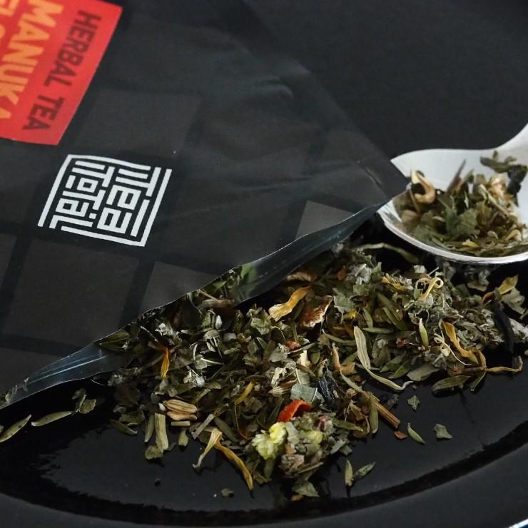 TEA TOTAL Manuka Flower Tea