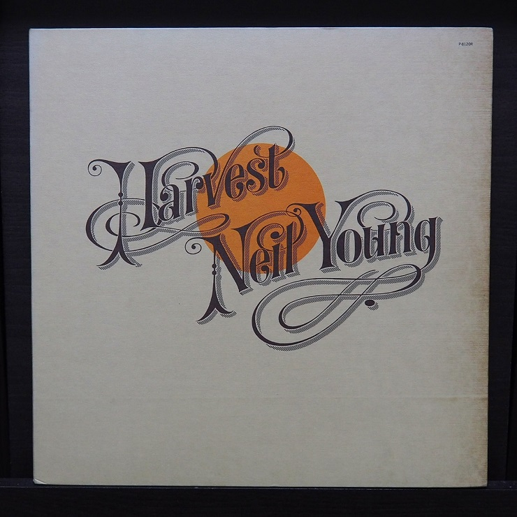NEIL YOUNG Harvest(1972)LP