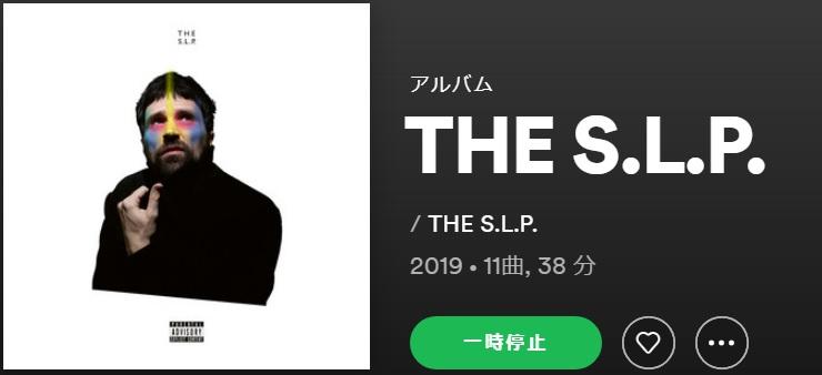 THE S.L.P. 1st Album solo