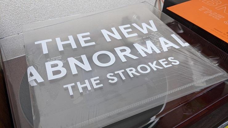 開封 洋楽 レコー ド The New Abnormal THE STROKES